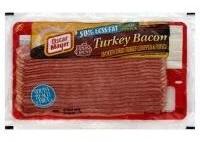turkey bacon vs pork bacon recipes by mike